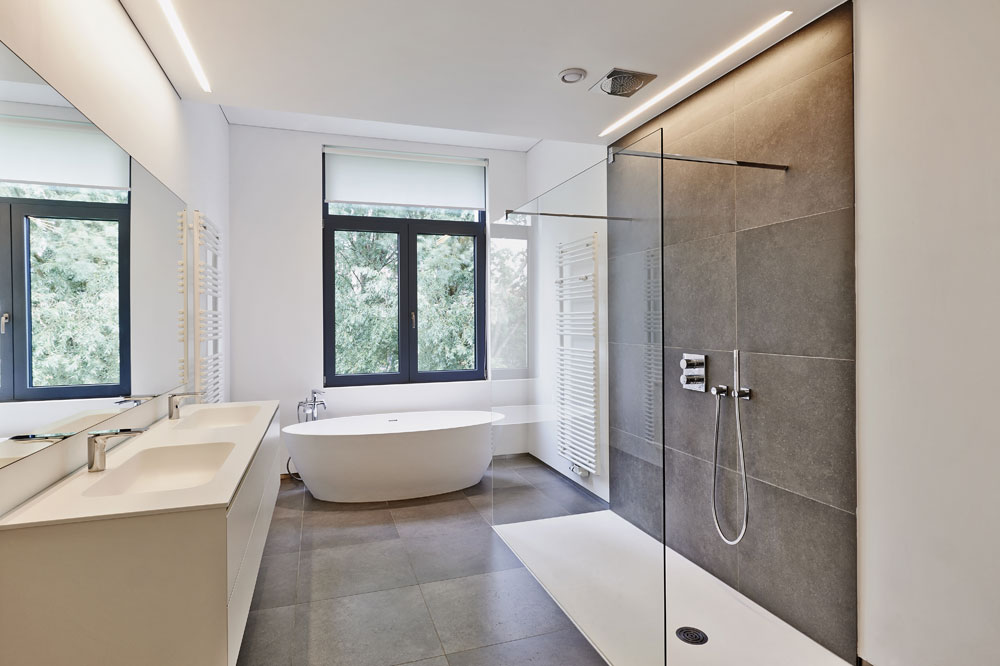 Our building construction services mds london for Bathroom design service